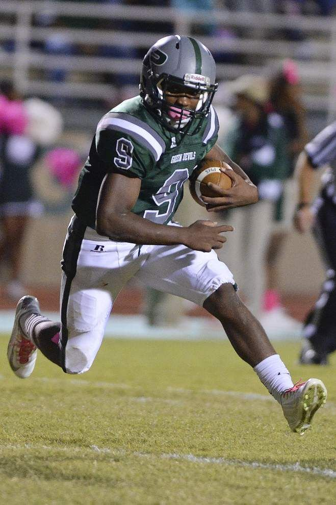 Livonia, Plaquemine land No. 1 seeds in nonselect football playoffs _lowres