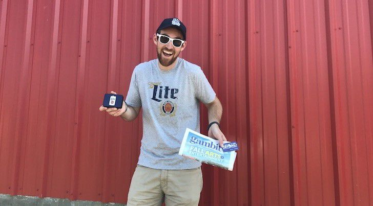 Win a Miller Lite Fall Arts + Entertainment Prize Pack courtesy of Gambit_lowres