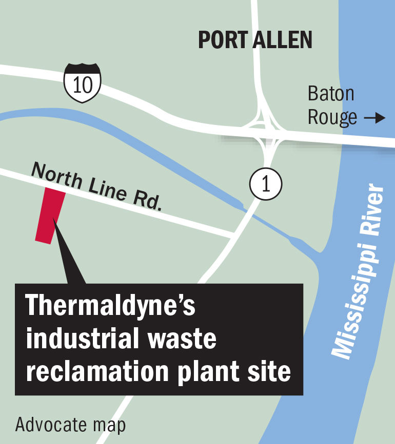 041719 Thermaldyne plant North Line
