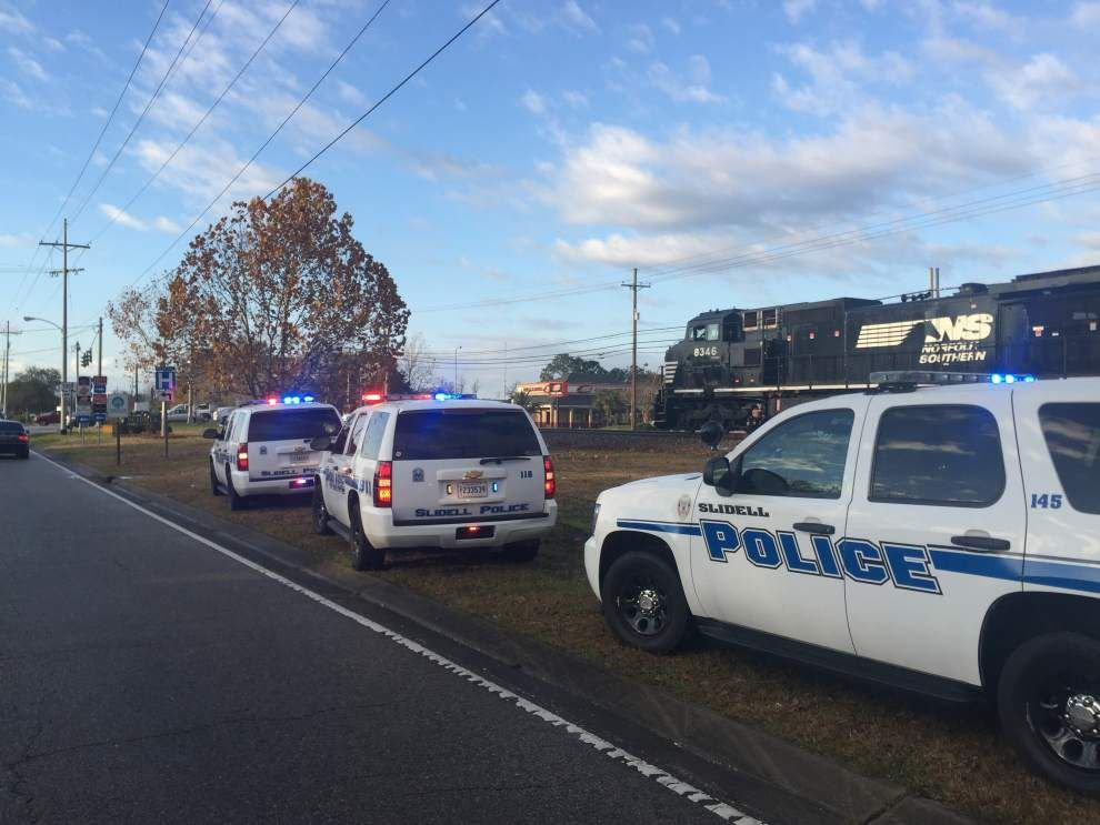 Teenager wearing headphones walking to school killed by freight train in Slidell _lowres