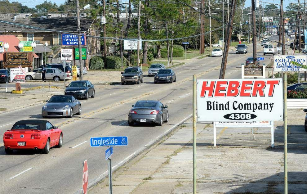Three-lane project on Government Street moves at snails pace over federal red tape attached to funding _lowres