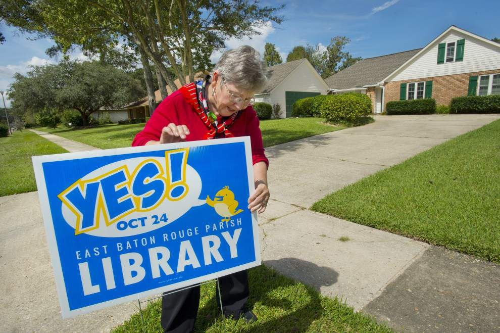 With renewal nearing, here's why East Baton Rouge Parish's library tax is under unusually close scrutiny _lowres