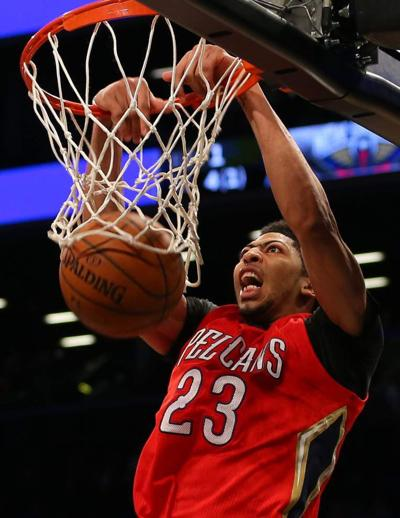 Pelicans' free agency signings show team's commitment to continuity _lowres