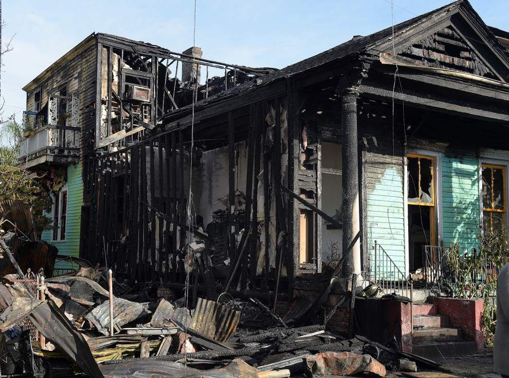 Fire rips through Bywater gallery and studio space _lowres