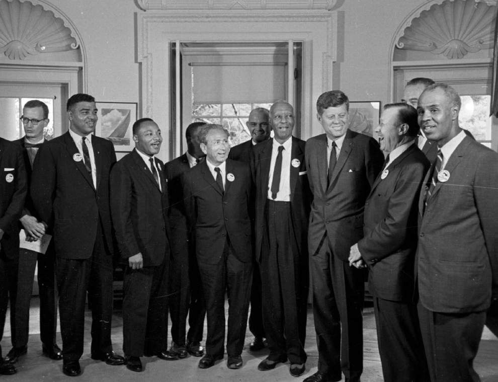 MLK discusses Kennedy in rediscovered 1960 tape _lowres