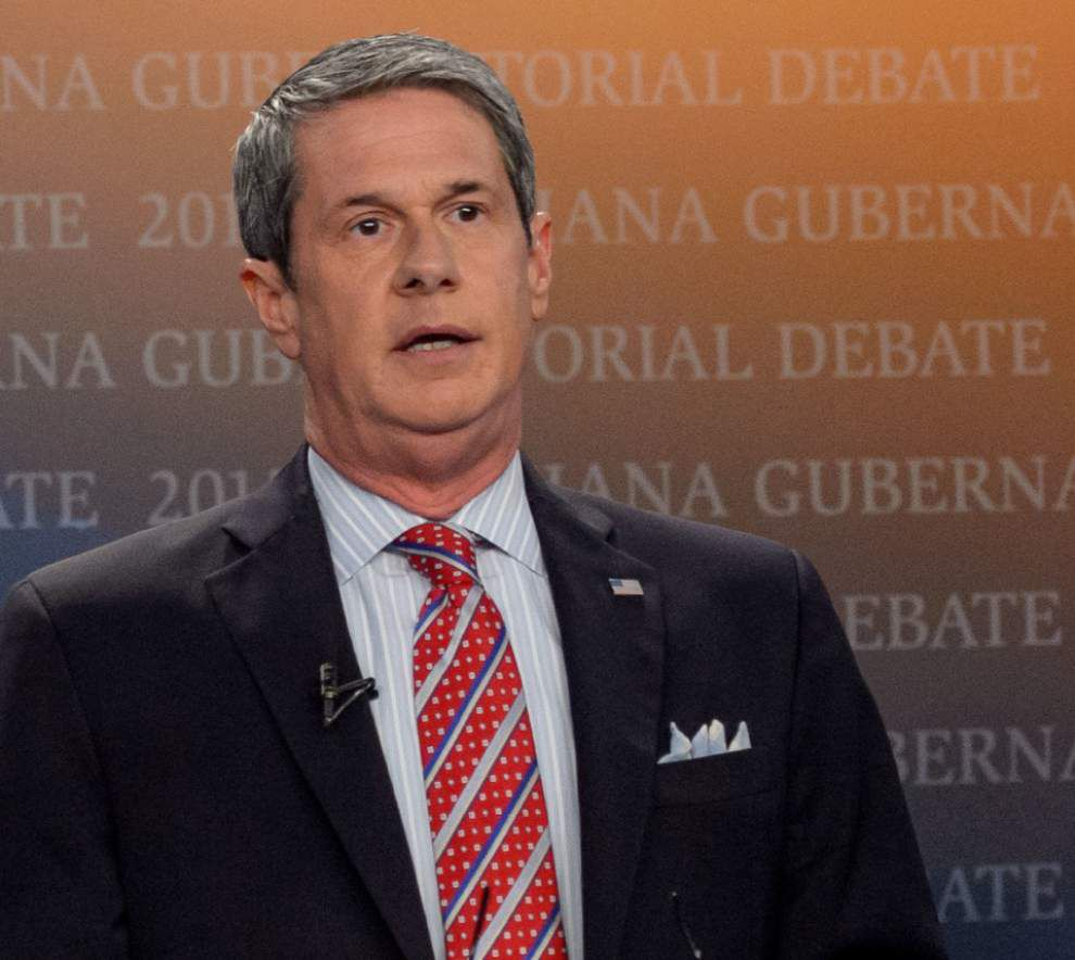 Photos: Candidates for Louisiana governor participate in debate forum Thursday _lowres