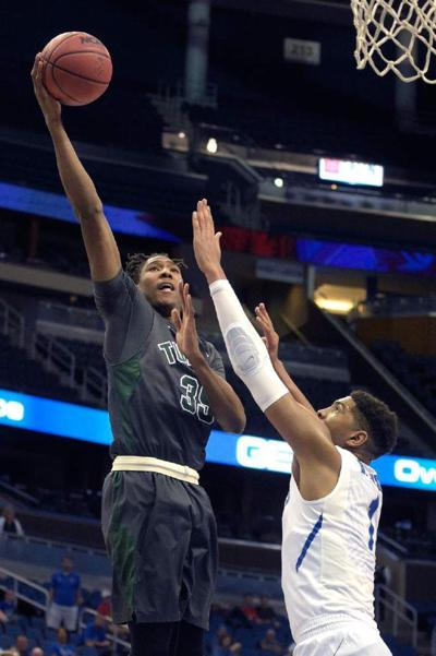 Tulane's season ends with 74-54 loss to Memphis in American semifinals _lowres