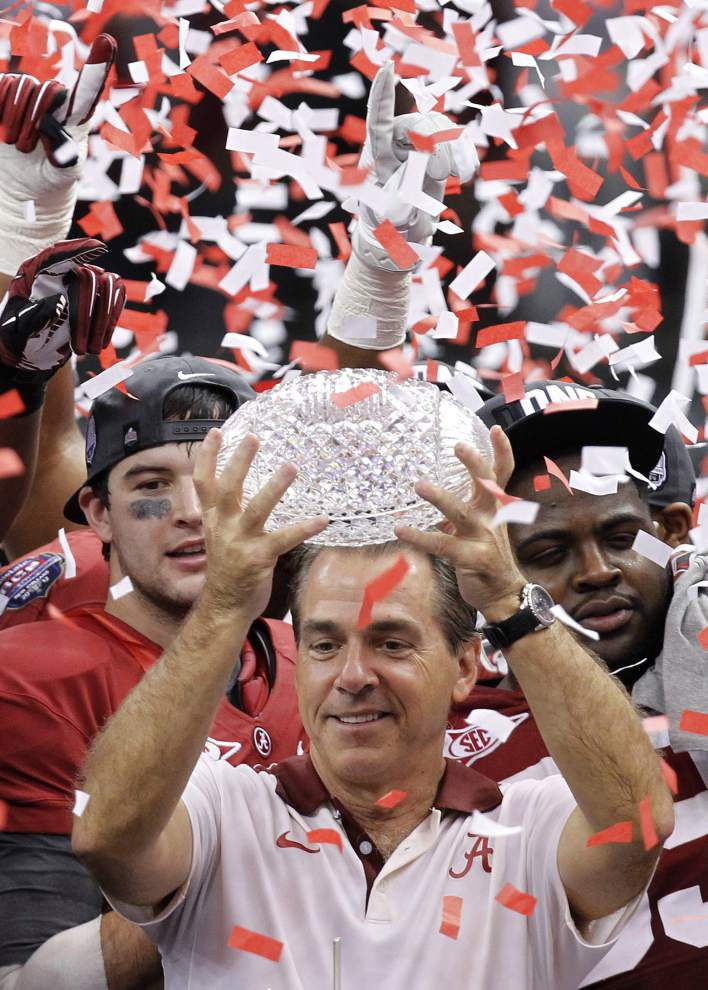5 Alabama vs. Ohio State in the Sugar Bowl: Four downs (find out why championship experience matters) _lowres