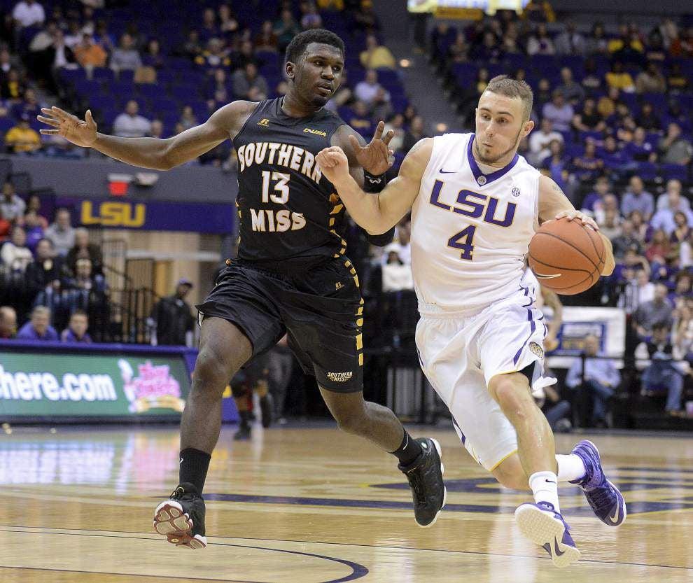 Opening Tip: Savannah State at LSU men's basketball, Saturday at 6 p.m. _lowres