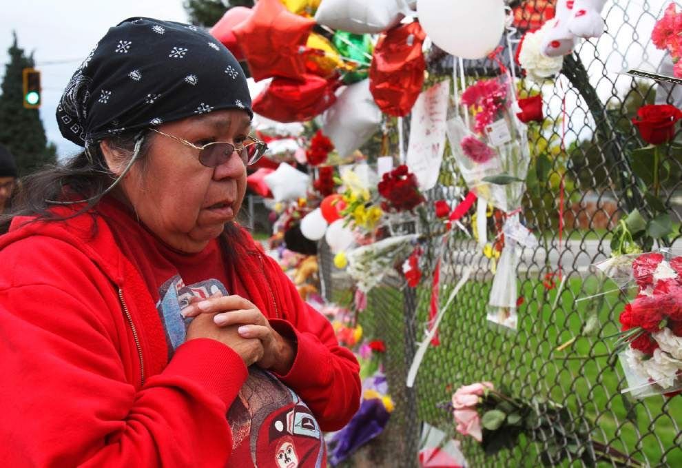 Washington school shooter remembered with victims _lowres