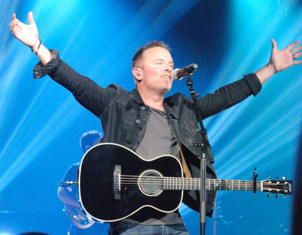 Review: Chris Tomlin gives Baton Rouge crowd taste of songs old and new _lowres (copy)