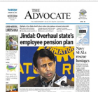 The Advocate publisher on the paper's plans to move into New Orleans_lowres