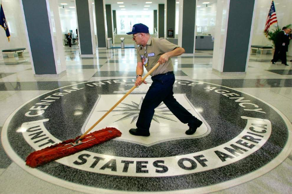 CIA disciplines 15 officers in harassment cases _lowres