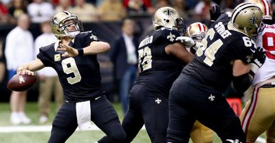 We analyzed all of Drew Brees' 7,485 passes with the Saints. Result? A clear picture of greatness
