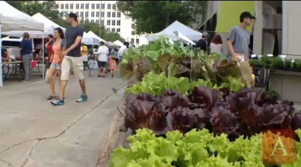 Video: A day at the Red Stick Farmers' Market _lowres
