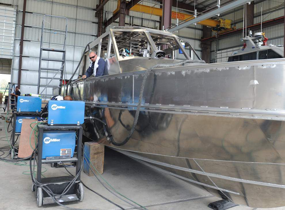 U.S. Department of Defense contracts Jeanerette company to build patrol boats for Vietnam's Coast Guard _lowres