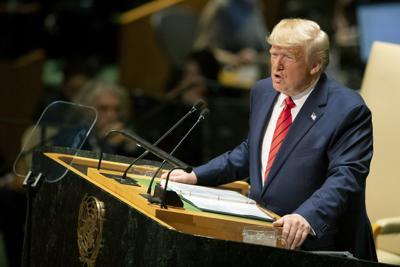 UN General Assembly Trump
