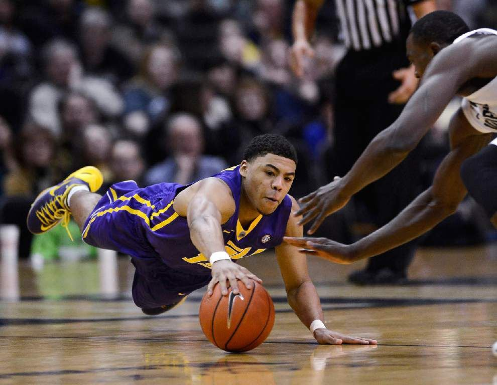 Podcast: The LSU men's basketball team is proving itself to be worthy of the NCAA tournament _lowres