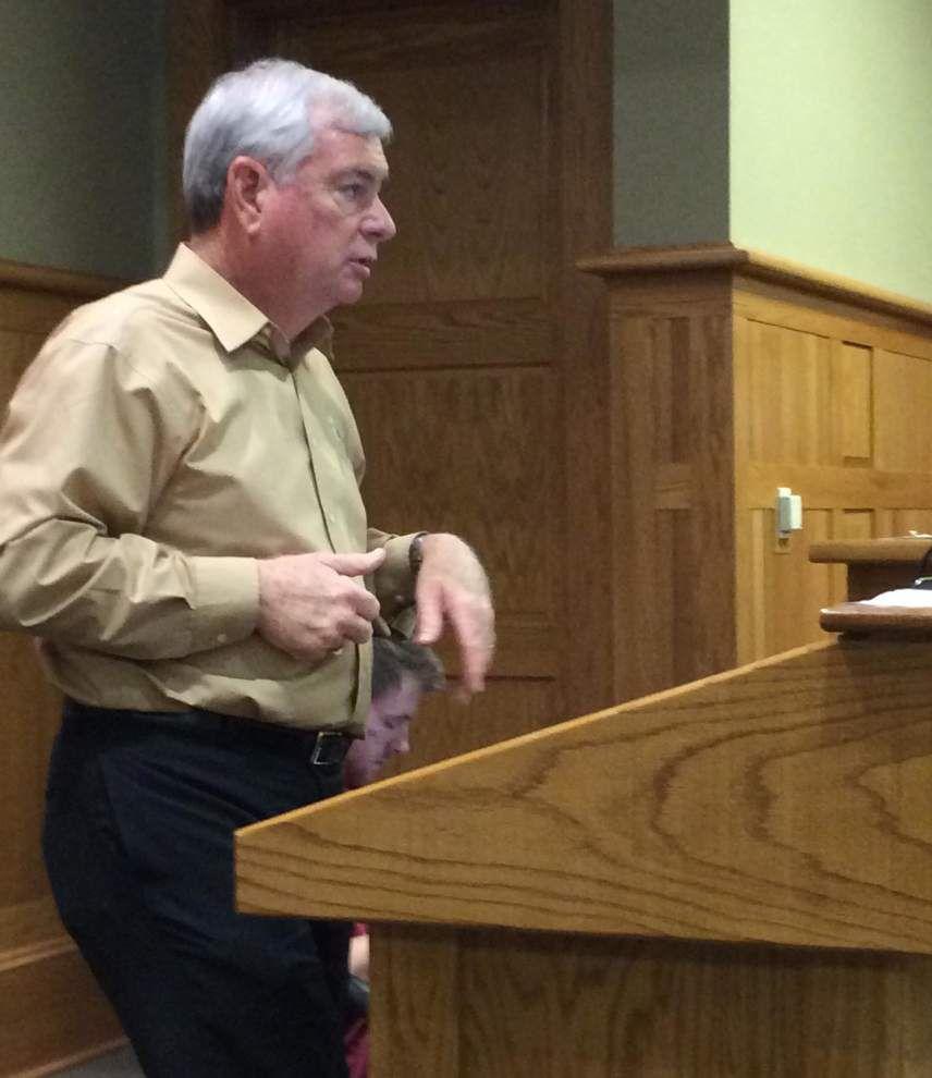Lafayette School Board likely to hire former board member Mike Hefner to rezone school attendance zones _lowres
