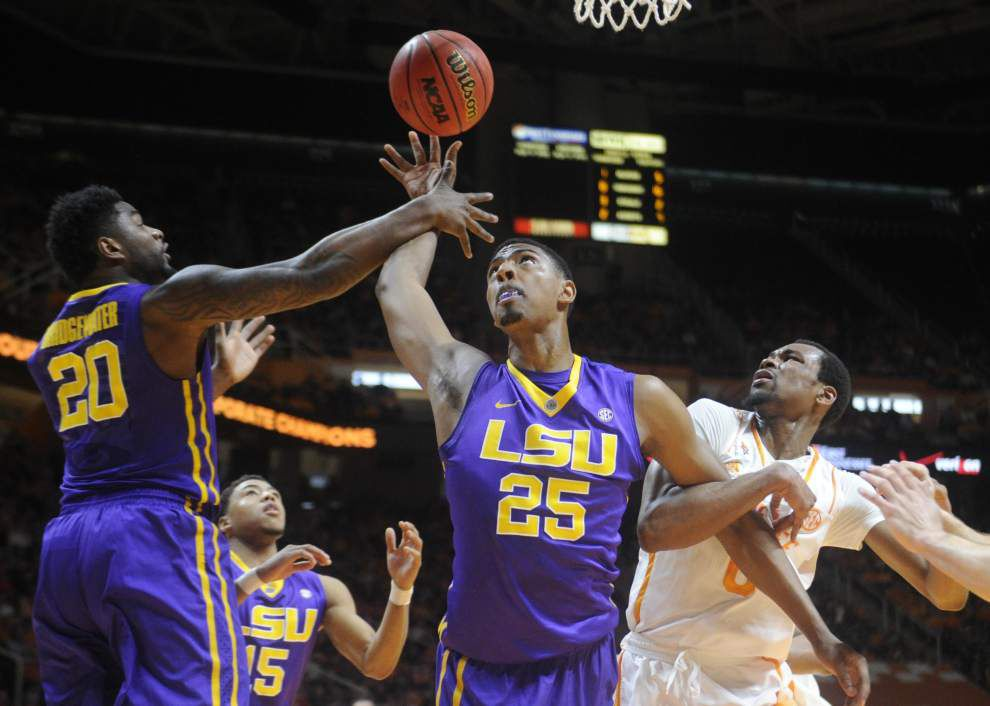 LSU men's basketball answers a big question in pivotal win over Tennessee _lowres