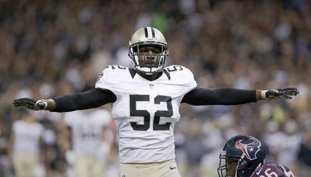 Henry Coley, out of football for two months, comfortable on defense, special teams if Saints need him _lowres