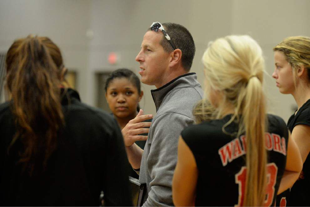 Rob Smith to take over as St. Michael athletic director next school year; Tami Reynolds-McClure focusing on coaching duties _lowres