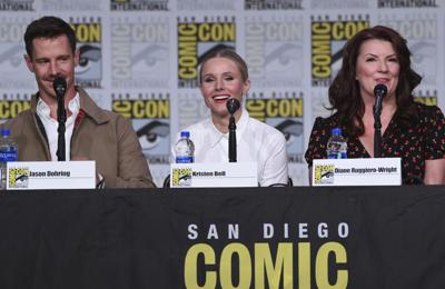 "2019 Comic-Con - World Premiere and Q&A of ""Veronica Mars"""