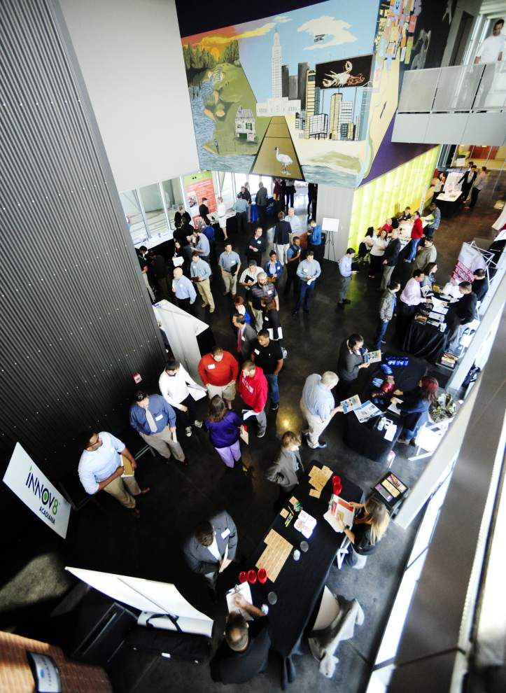 Innov8 Acadiana Technology Career Fair: Plenty of jobs available with tech firms in Acadiana _lowres