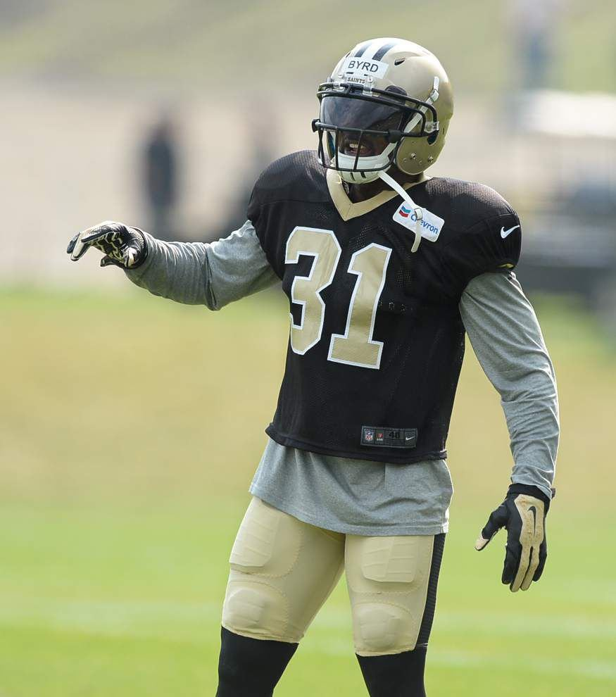 Jairus Byrd limited in his first practice _lowres