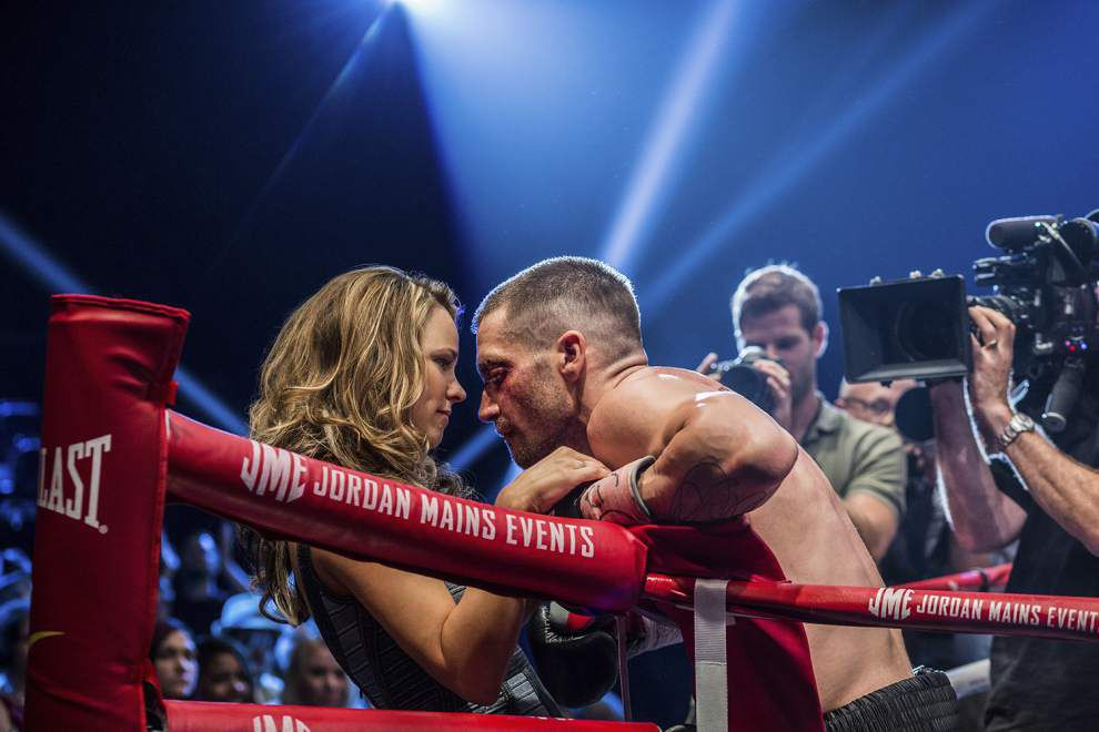 Review: Boxing drama 'Southpaw' punches new life into familiar scenario _lowres