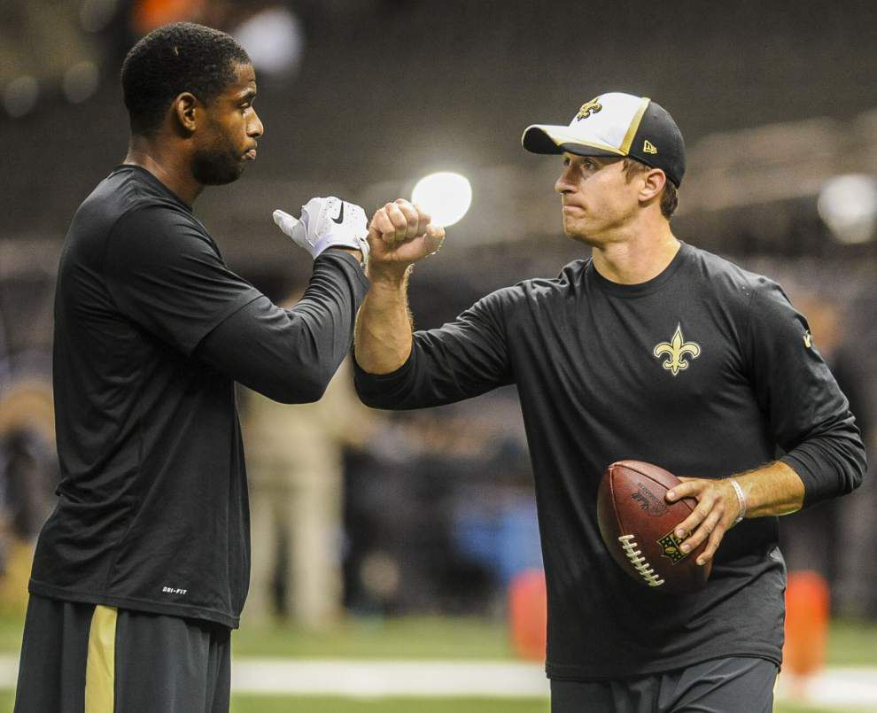 New Orleans Saints at Atlanta Falcons pregame chat at 11 a.m. _lowres