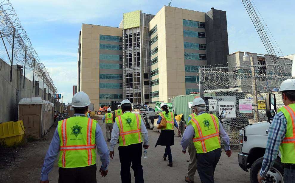 New jail's opening delayed as questions abound _lowres