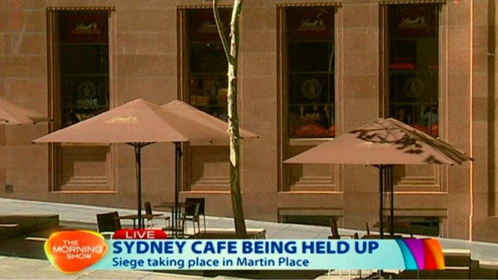 Police end Sydney hostage siege after 16 hours _lowres