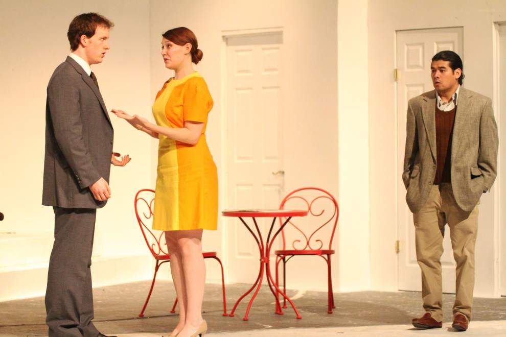 Applied Farce: TBR channels 'Mad Men' era with revival of 60s comedy _lowres