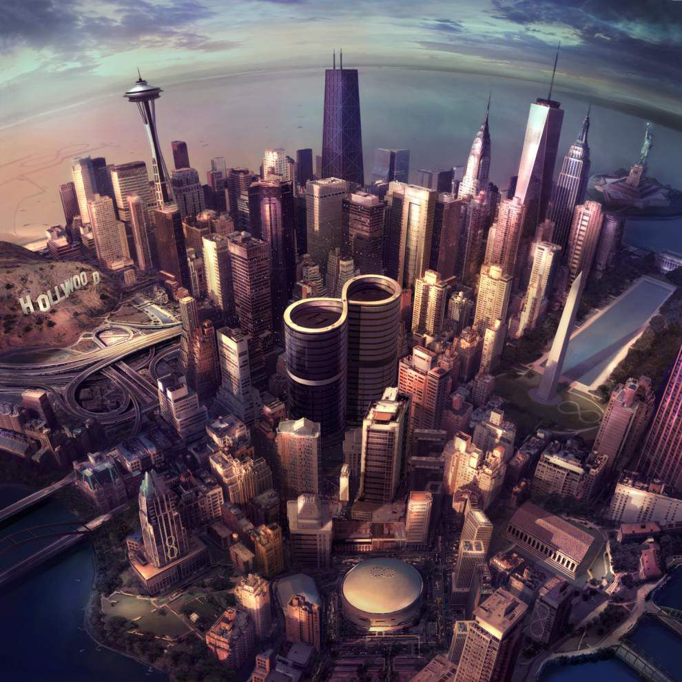 Foo Fighters' latest a worthwhile trip _lowres