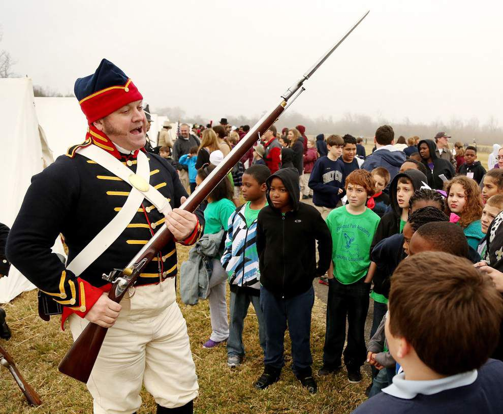 Three ways to mark the Battle of New Orleans bicentennial _lowres