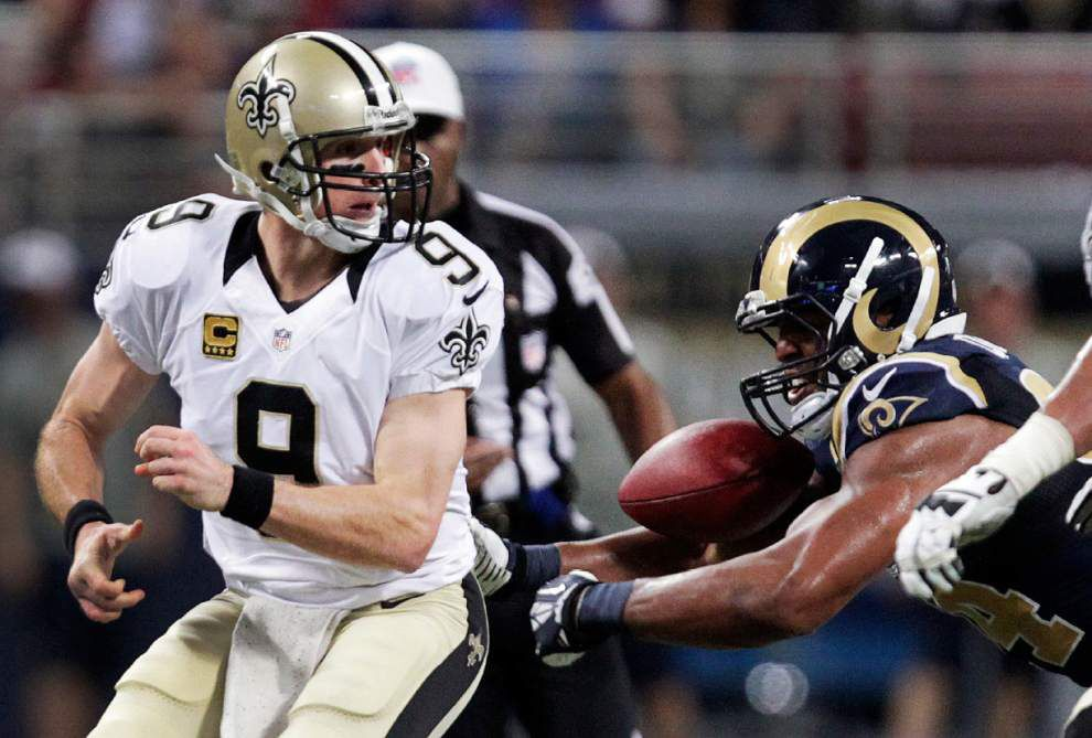 Video: Brees excited about Armstead's chance to start _lowres
