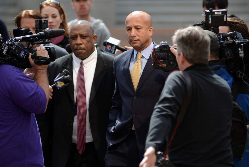 Former Mayor Ray Nagin asks court for leniency _lowres