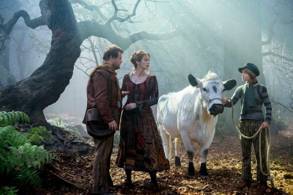 'Into the Woods' can't conjure magic of its fairytale source material _lowres