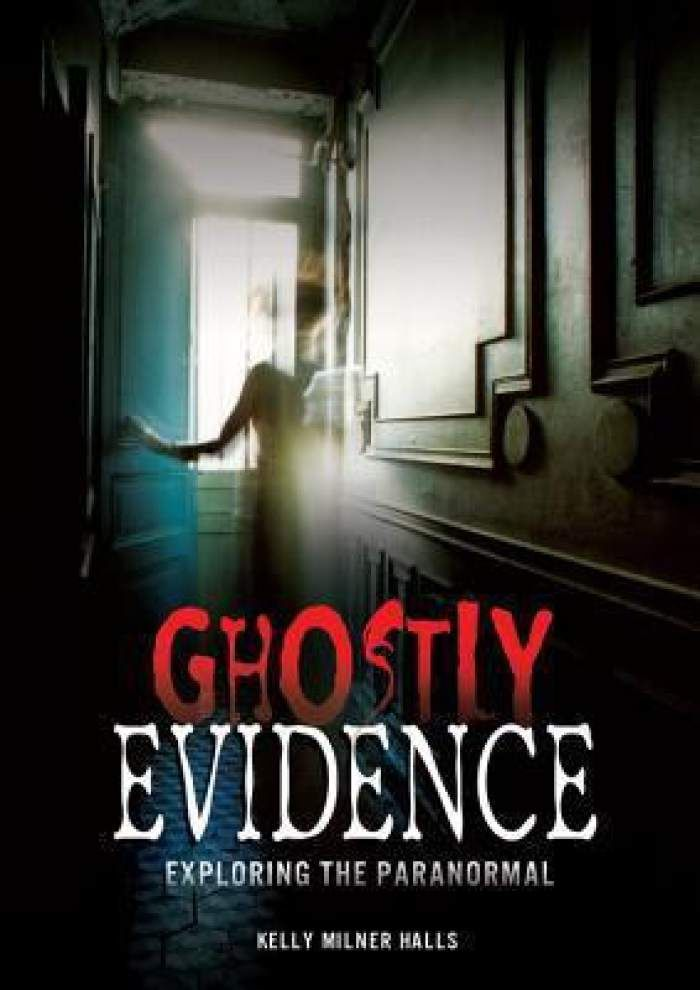 Reader becomes judge of 'Ghostly Evidence' _lowres