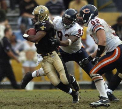 'We were a disgrace,' ex-Saints quarterback Aaron Brooks says of post-Katrina New Orleans team _lowres