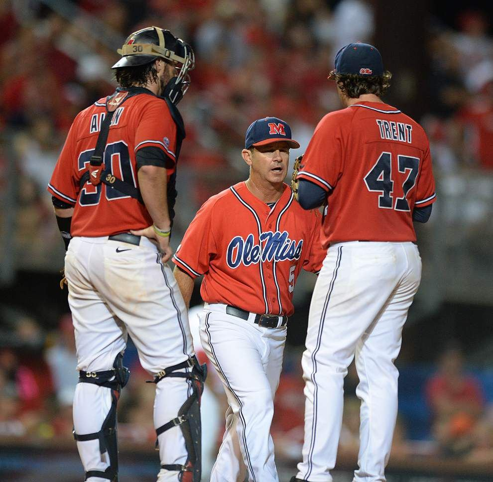 Ole Miss heads to Omaha for first time since 1972 _lowres