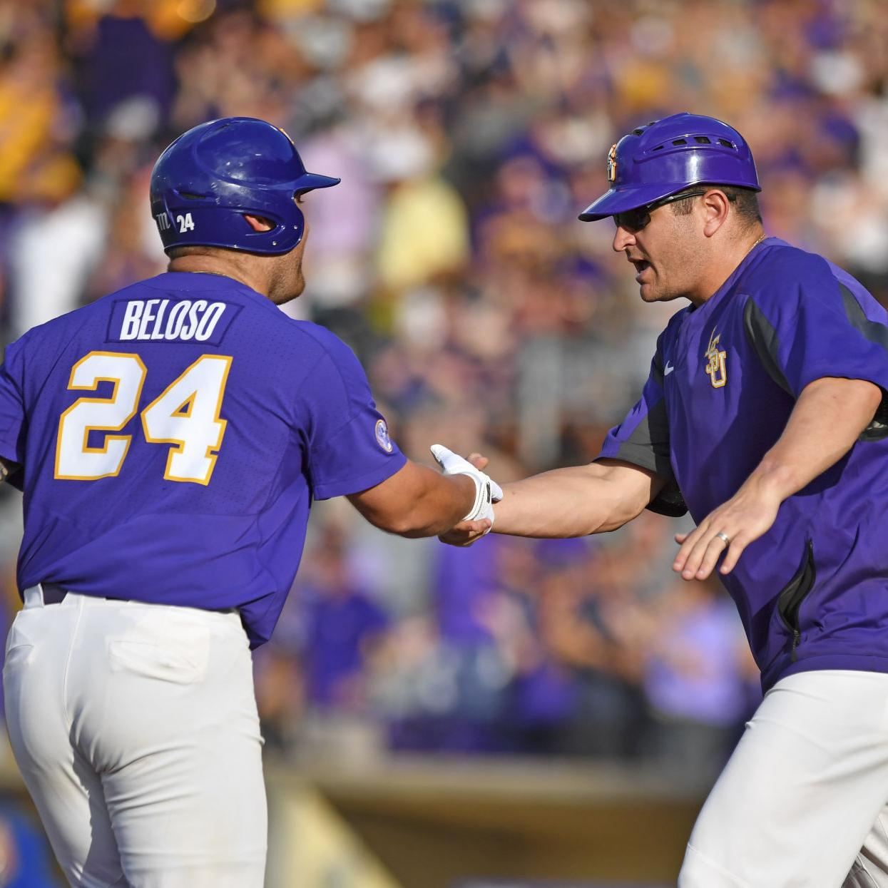 LSU baseball's 2019 recruiting class ranked No  7 by