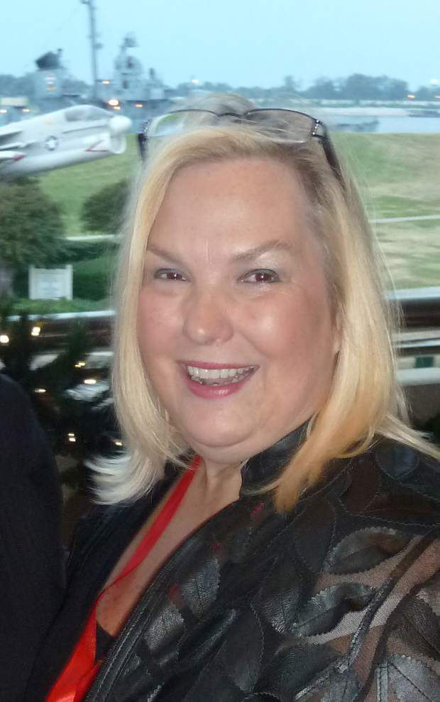 Julie Dickinson, passionate fundraiser for BR causes, dies at age 50 _lowres