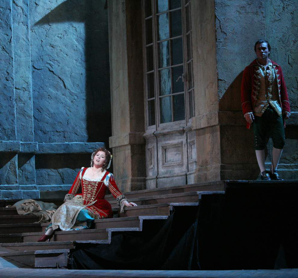 Classic 'Figaro' wraps up the New Orleans opera season _lowres