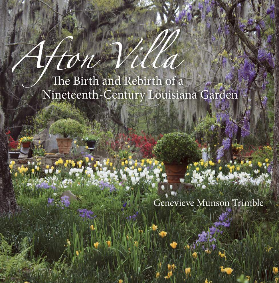 Memoir describes the reclamation of historic Afton Villa grounds _lowres