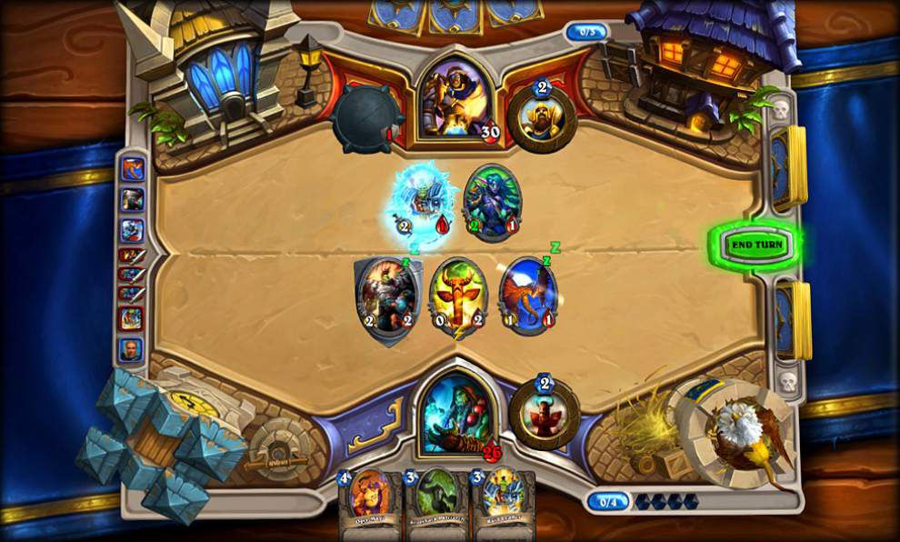 'Hearthstone' card game is the real deal _lowres