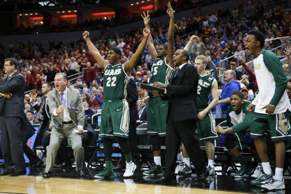 Who needs football? No. 14 seed UAB dumps Iowa State _lowres