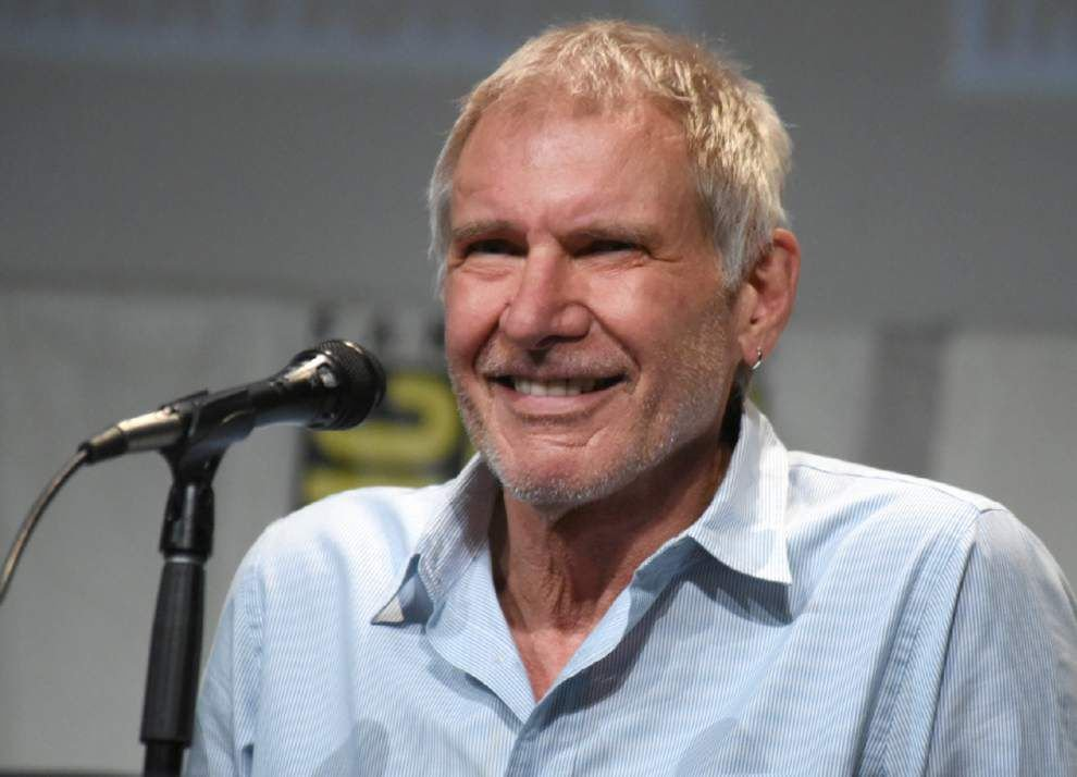 Harrison Ford promises older, wiser Solo in 'Force Awakens' _lowres