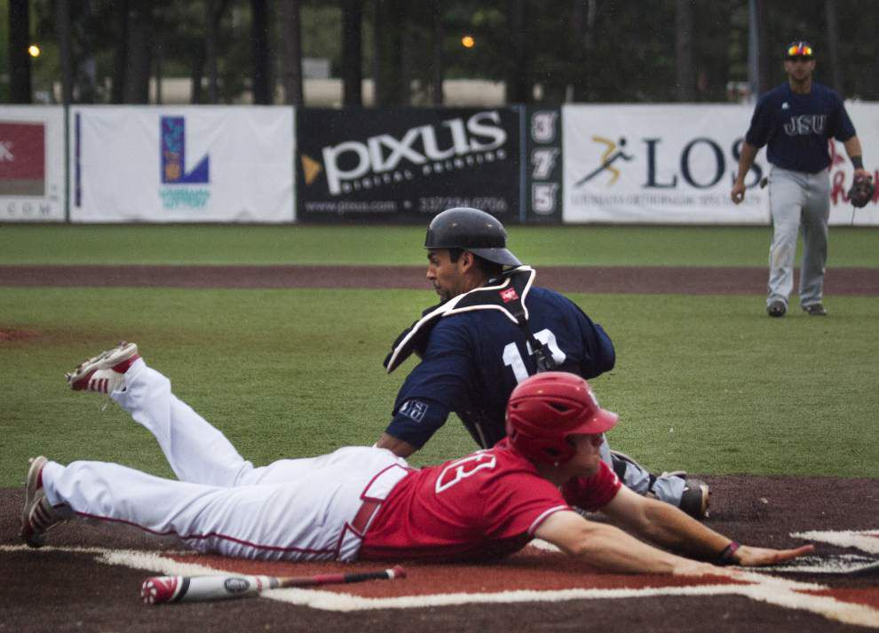 Cajuns' surging offense takes on sturdy Southeastern pitching _lowres